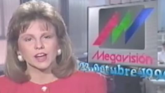 Nace <br>Megavisión