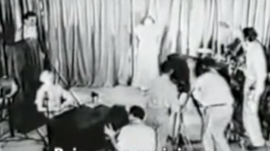 Primeras emisiones de Televisión