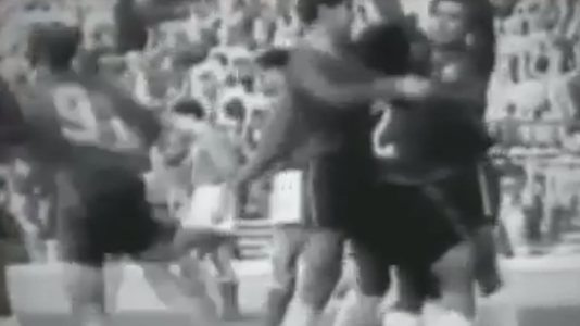 Mundial de Futbol, <br>Chile 1962