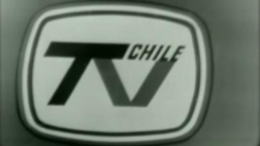 Inauguración de Televisión Nacional de Chile