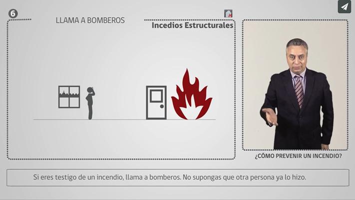 Incendios estructurales: Previene, Infórmate y Prepárate (Onemi)