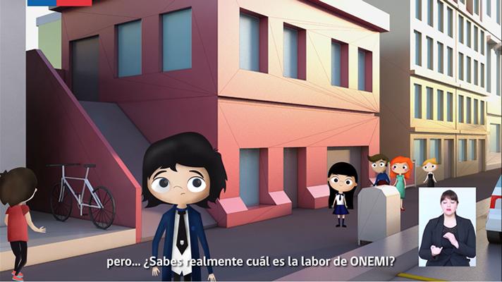 Chile Preparado (ONEMI)