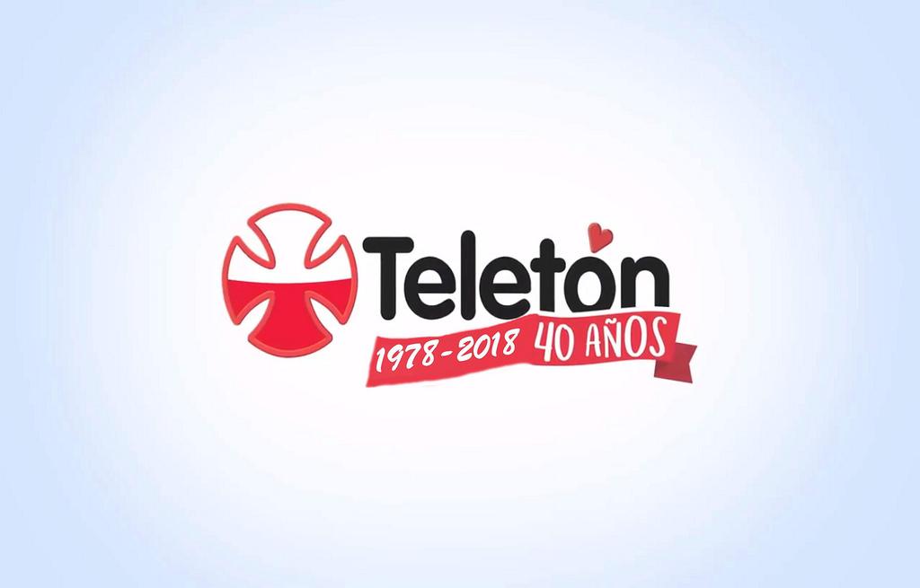 40 años de Teletón