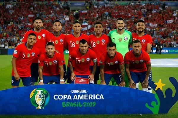 La Roja en Copa América supera al Festival de Viña y se convierte en lo más visto del semestre